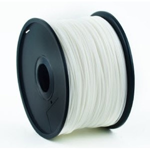 3D FILAMENT ABS white 1,75mm 1kg