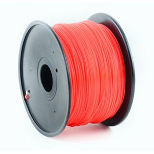 3D FILAMENT ABS red 1,75mm 1kg