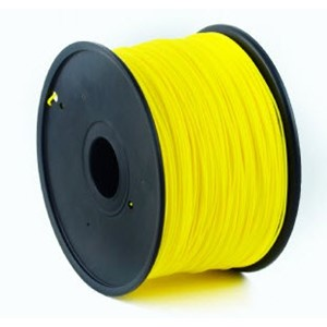 3D FILAMENT ABS yellow 1,75mm 1kg