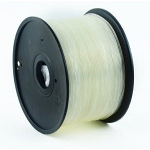 3D FILAMENT ABS transparent 1,75mm 1kg