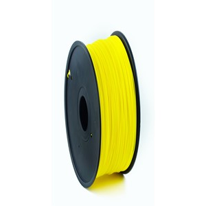 3D FILAMENT PLA Yellow 1.75 mm, 1 kg