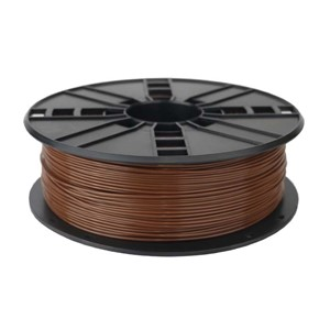 3D FILAMENT PLA Brown 1.75 mm, 1 kg