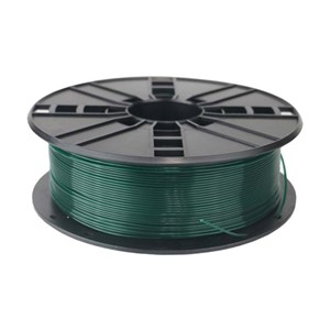 3D FILAMENT PLA Christmas Green 1,75 1kg
