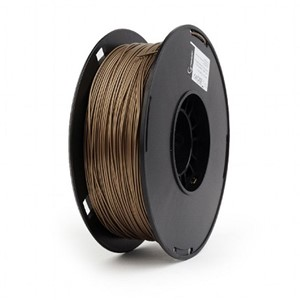 3D FILAMENT PLA Brass Metal, 1.75 mm, 0,8 kg