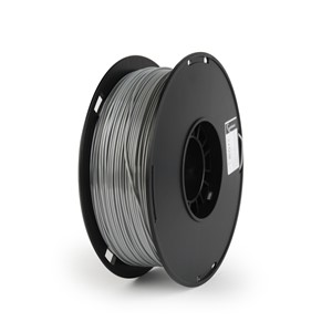3D FILAMENT Polymer Glossy Silk Grey, 1.75 mm, 1kg