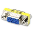 ADAPTER VGA HD15 3 RADER M/FM