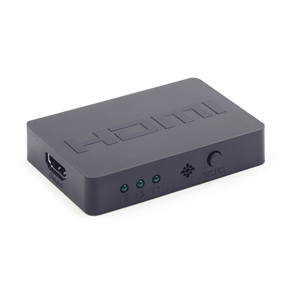 HDMI SWITCH 3-VEIS 15m  CABLEXPERT