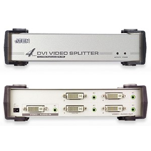DVI-I SPLITTER 1-4   ATEN VS164