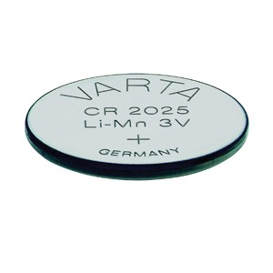 BATTERI VARTA CR2025