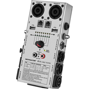 KABELTESTER AUDIO