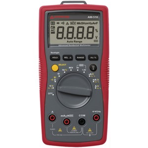 DIGITAL MULTIMETER RMS 600 V