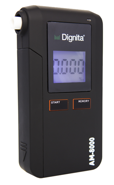 DIGNITA ALKOHOLTESTER AM-8000
