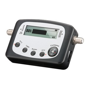 SATELLITT FINDER 950-2250 Mhz MED DISPLAY