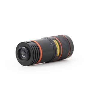 Optical Zoom Lens Smart Telefon