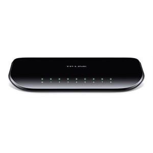 NETTVERKS GIGABIT SWITCH 8 PORT TP-LINK