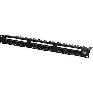 PATCH PANEL CAT5E UTP 24XRJ45 LSA