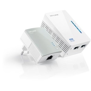 HOMEPLUG KIT TP-LINK WiFi 500 MBPS