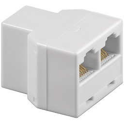 ADAPTER MODULAR Y-SPLITT 8 POLT