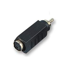 ADAPTER S-VIDEO RCA FM / M