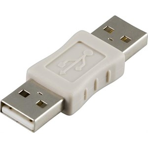 USB ADAPTER A/A M-M