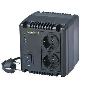 SPENNINGSREGULATOR AVR 1000VA 220V AC